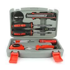 <b>Набор инструментов</b>, <b>13</b> инструментов 245х55x160 мм <b>Stinger</b> ...