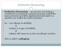 inductive reasoning essay topics   mfacourses   web fc  cominductive reasoning essay topics