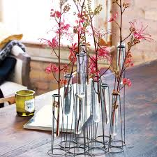 Iron Test Tube Vase