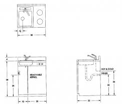 Dimensions Of Kitchen Cabinets Wheelchair Accessible Kitchen Sink Dimensions Images As Your