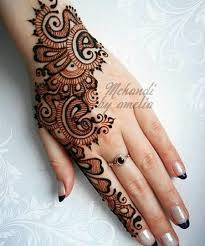 Mehndi Design Best Arabic Top 110 Arabic Mehndi Designs Shaadisaga