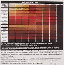 Light Mountain Natural Hair Color Conditioner Medium