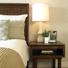 how tall should a bedside lamp be tall bedroom table lamps komokclub
