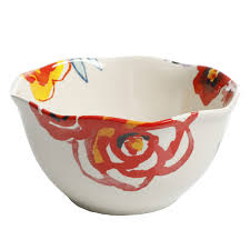 Peoples Design Scooping Bowl The Pioneer Woman Collected Serveware 7 Piece Set Walmart Com