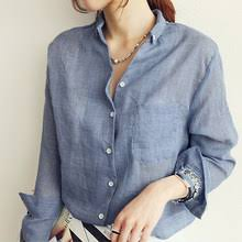 Popular White Button Down <b>Shirt Casual Blouses</b>-Buy Cheap White ...