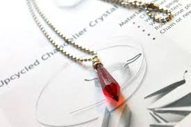 chandelier crystal emerging creatively jewelry tutorials throughout how to make a necklace