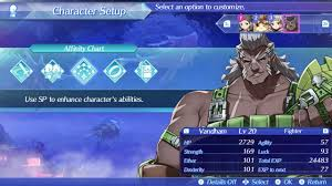 Xenoblade Chronicles 2 Affinity Chart Guide