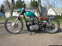 justin s bratstyle xs650 bobber xs650 chopper
