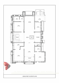 hostel building plans autocad drawing lodge