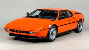 Coupe Series 1981 bmw m1 price : BMW M1 With 8,400 Miles Features An Eye-Watering Price Tag
