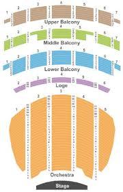 Cerritos Center Seating Chart Accurate Cerritos Performing Arts Seating Chart 2019