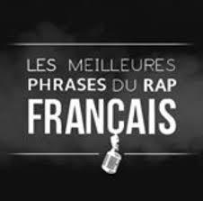 Phrase Rappeur Francais
