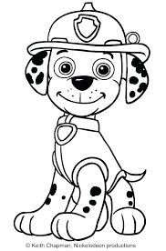 Coloring Pages Spy Chase Paw Patrol Coloring Pages Paw Patrol