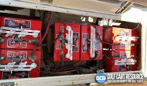 Golf Cart Batteries Your Complete Guide To Electric Golf