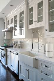 Off White Subway Tile white kitchen tile backsplash ideas outofhome 7203 by guidejewelry.us