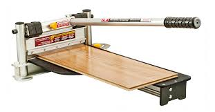 laminate and vinyl plank cutter
