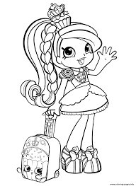 Coloring Pages To Print For Girls 19 46000