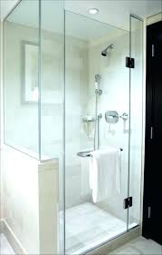best way to clean glass shower door clean glass shower doors hard water stains