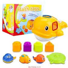 toy chois baby bath toys educational whale bathtub toys set for children toddlers kids boys girls orange intl 7mbrset8