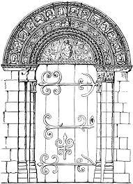 open door clipart black and white. Church Door Clipart Open Black And White