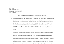book report on the bonesetter s daughter by amy tan gcse art document image preview