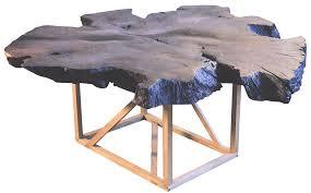 Black Walnut Coffee Table Black Walnut Root Burl Coffee Table Chairish