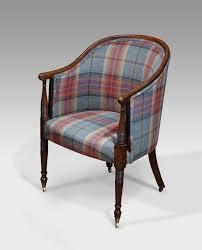 antique tub chair