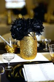 black and gold table decorations full size of themes and gold party bunting in conjunction with black and gold table decorations