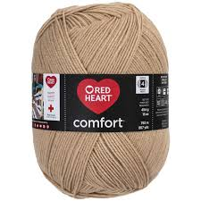 Red Heart Yarn Conversion Chart Red Heart Comfort Yarn Basic Shades