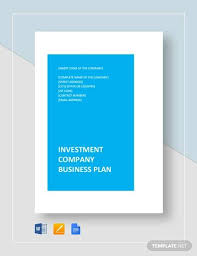 Corporate Business Plan Template 20 Business Plan Samples Google Docs Ms Word Apple Pages