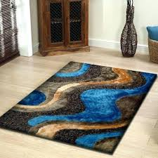 brown area rug 8x10 blue and brown area rugs excellent best area rugs images on rugs
