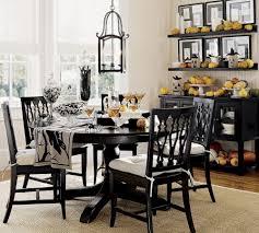 Ashley Furniture Kitchen Table Kitchen Black Round 7 Piece Dining Set Black Ashley Furniture