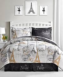 queen comforter sets on sale. Fairfield Square Collection Paris Gold 8-Pc. Reversible Queen Comforter Set Sets On Sale