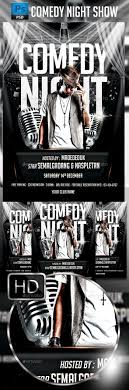 Comedy Show Flyer Template Comedy Show Flyer Template Event Flyer Templates And Flyer Design 23