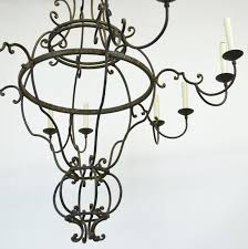 formations fontainbeau single tier chandelier from holly hunt