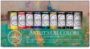 Gamblin Artists Oil Colors