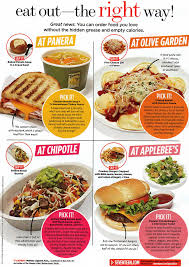 dining out healthy choices the olive garden one is so hard