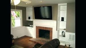 mounting tv over fireplace over fireplace ideas mounting over fireplace above fireplace images h height mantel