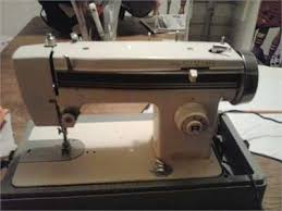 Necchi Alco Sewing Machine Manual