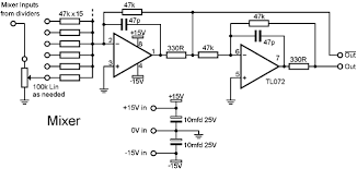 ken stone s modular synthesizer sub oscillator schematic