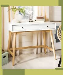 Zipcode Design Writing Desk Best Desks For Small Living Spaces Homes 2020