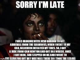 Michael Jackson Popcorn Memes - Imgflip via Relatably.com