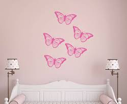 erfly wall stickers