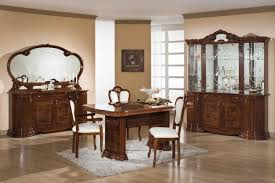 Italian Dining Table Set Traditional Italian Dining Set