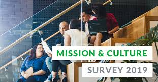 new survey company mission culture