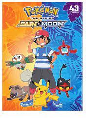 Pokémon The Series: Sun & Moon Complete Collection: Amazon.de: DVD & Blu-ray