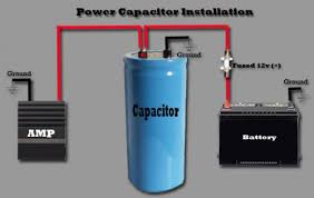 why car audio capacitors don't work axleaddict Power Cap Wiring Diagram Power Cap Wiring Diagram #13 power factor capacitor wiring diagram