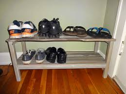 Diy Shoe Rack 19 Pallet Shoe Rack Guide Patterns