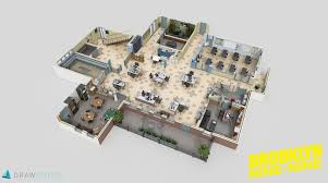 office floor layout. 3d_set_brooklyn_nine_nine Office Floor Layout O
