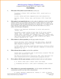 Apa Format 6th Edition Title Page Templates 28940 Resume Examples